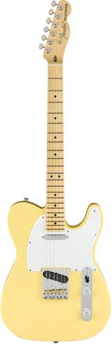 Fender American Performer Telecaster Vintage White Maple Fingerboard