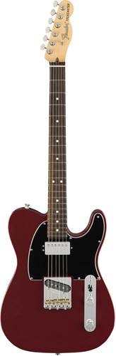 Fender American Performer Telecaster Humbucker Aubergine Rosewood Fingerboard