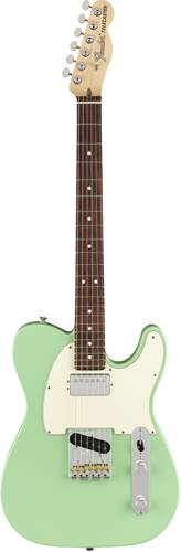 Fender American Performer Tele Humbucker Satin Sea Foam Green RW