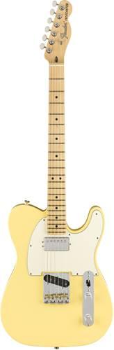 Fender American Performer Tele Humbucker Vintage White MN