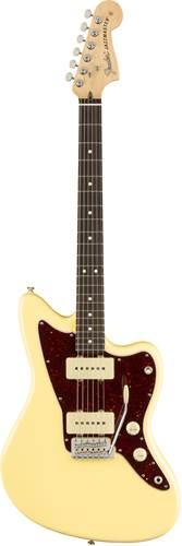 Fender American Performer Jazzmaster Vintage White Rosewood Fingerboard
