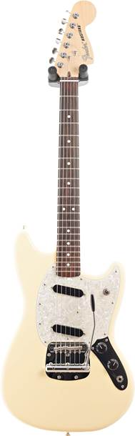 Fender American Performer Mustang Vintage White RW (Ex-Demo) #US18073924