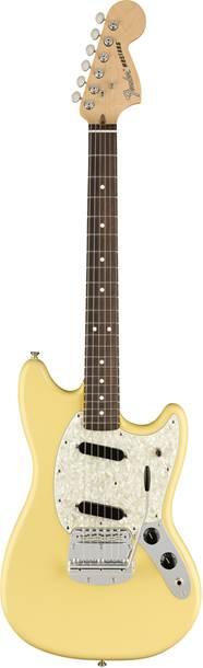 Fender American Performer Mustang Vintage White RW