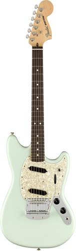 Fender American Performer Mustang Satin Sonic Blue RW
