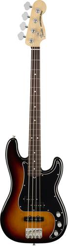 Fender American Performer P Bass 3 Colour Sunburst Rosewood Fingerboard