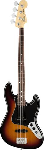Fender American Performer Jazz Bass 3 Colour Sunburst RW