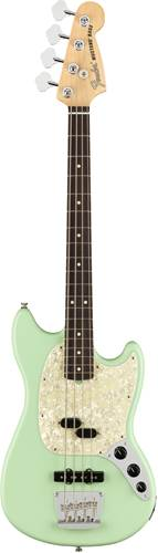 Fender American Performer Mustang Short Scale Bass Sea Foam Green RW