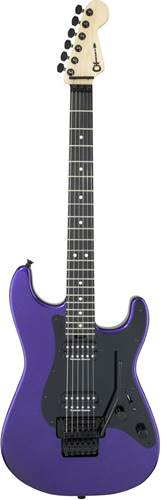 Charvel Pro Mod So Cal Style 1 HH Floyd Dark Purple Metallic EB