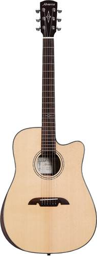 Alvarez Artist Elite ADE90CEAR Dreadnought w/ Bevel