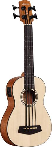 Alvarez Artist Series AU60E-BASS Acoustic Bass Ukulele w/ Pickup
