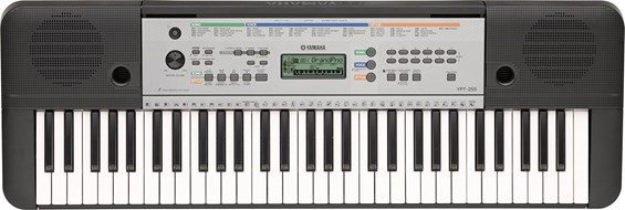 Yamaha YPT-255 Portable Keyboard