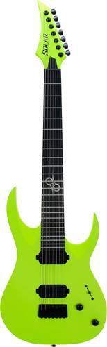 Solar Guitars A2.7LN Lemon Neon