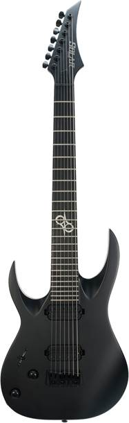 Solar Guitars A2.7C LH Carbon Matte Black