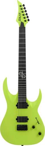 Solar Guitars A2.6LN Lemon Neon Matte