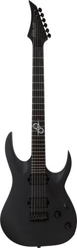 Solar Guitars A2.6C (G2) Carbon Black Matte