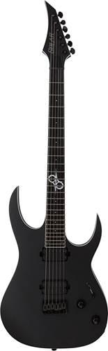Solar Guitars S2.6C Carbon Black Matte