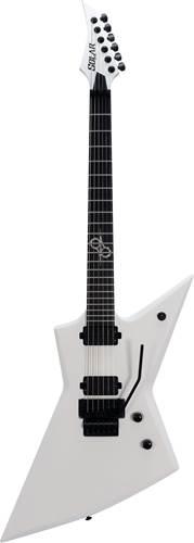 Solar Guitars E1.6FRW White Matte