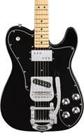 Fender FSR 72 Telecaster Custom Bigsby Black MN