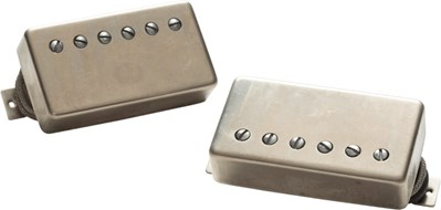 Seymour Duncan APH-2S Slash Alnico II Pro HB Raw Nickel Set