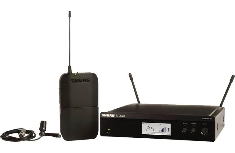 Shure BLX14RUK/CVL-K3E Wireless Lavalier System