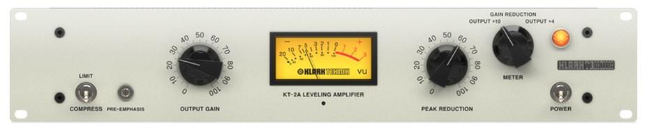 Klark Teknik KT-2A Leveling Amplifier