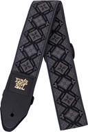 Ernie Ball Classic Jacquard Strap Regal Black