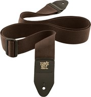 Ernie Ball 4052 Polypro Strap Brown