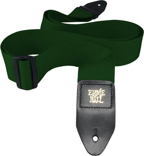 Ernie Ball 4050 Polypro Strap Forest Green