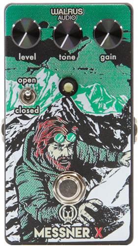 Walrus Audio Messner X