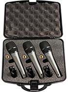 TOURTECH VM-50 Dynamic Microphone 3 Pack