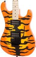 Kramer Pacer Vintage Orange Burst w/ Tiger Graphic