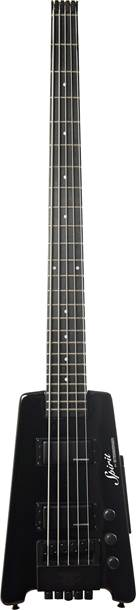 Steinberger Spirit XT-25 5-String Standard Bass Black