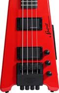 Steinberger Spirit XT-2 Standard Bass Outfit (4-String) Hot Rod Red