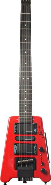 Steinberger Spirit GT-PRO Deluxe Outfit (HB-SC-HB) Hot Rod Red