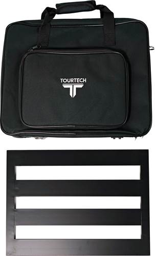 TOURTECH TTPB-4-B Pedal Board With Bag