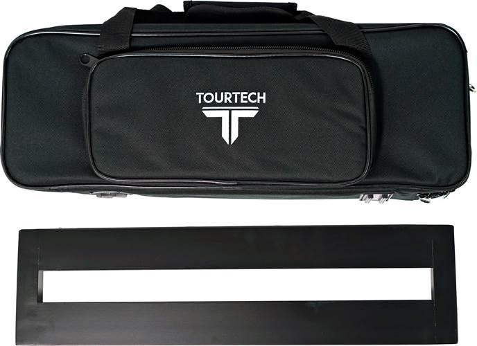 TOURTECH TTPB-5S-B Pedal Board With Bag