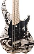 Dingwall NG 3 5 String Ducati White Swirl MN