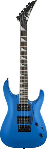 Jackson JS22 Dinky Arch Top Metallic Blue Amaranth Fingerboard