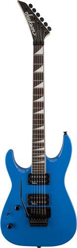 Jackson JS32L Dinky Arch Top Bright Blue Left Handed Amaranth Fingerboard