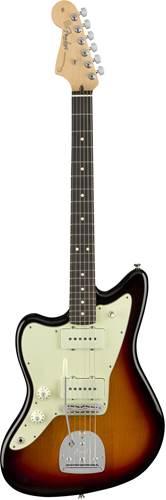 Fender American Pro Jazzmaster 3 Tone Sunburst RW LH