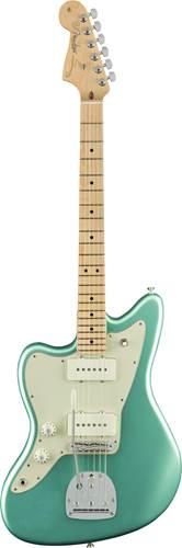 Fender American Pro Jazzmaster Mystic Seafoam MN LH
