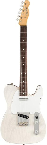 Fender Jimmy Page Mirror Tele White Blonde RW