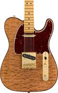 Fender Rarities Telecaster with Red Mahogany Top MN