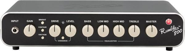 Fender Rumble 800 Bass Head