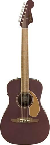Fender Malibu Player Burgundy Satin WN