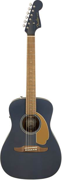 Fender Malibu Player Midnight Satin WN
