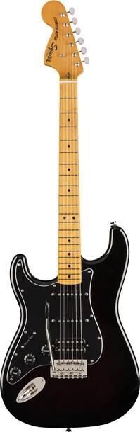 Squier Classic Vibe 70s HSS Strat Black MN LH