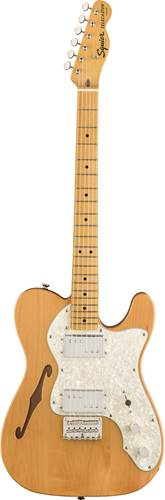 Squier Classic Vibe 70s Tele Thinline Natural MN