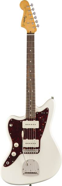Squier Classic Vibe 60s Jazzmaster Olympic White IL LH