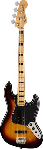 Squier Classic Vibe 70s Jazz Bass 3 Tone Sunburst MN